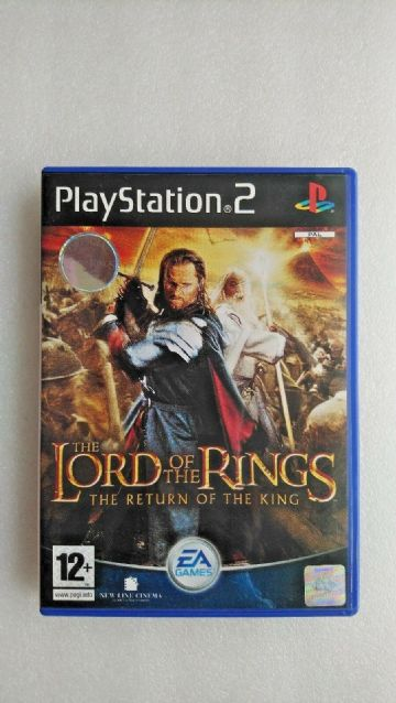 Lord Of The Ring: The Return Of The King (Sony PlayStation 2, 2003)